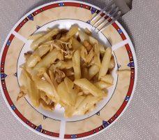 Kepinti makaronai su vištiena - patiekalas - Zmona.lt