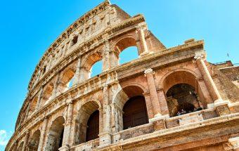 Koliziejus Romoje, pigi kelionė