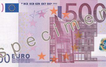 500 eurų