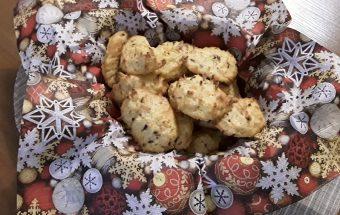 Kokosiniai sausainiai deserto receptas