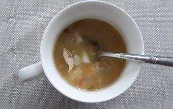 Sriuba su makaronais ir vištiena, sriubos receptas pagal Zmona.lt