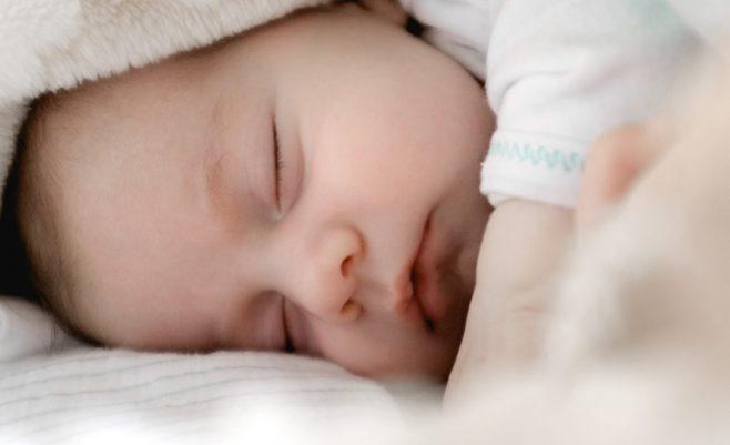 Sapnuoti kūdikį - unsplash nuotrauka.