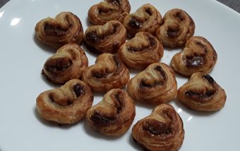 Sausainių su cinamonu gaminimas