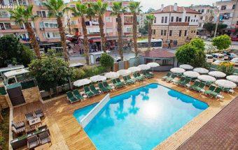 Kelionės į Turkija pasiūlymas - viešbutis Apart Hotel